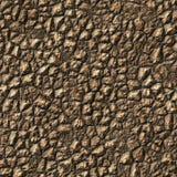 Teste padrão da rocha da textura Ilustração do Vetor