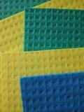 Teste padrão da roupa das esponjas Imagens de Stock