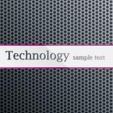 Teste padrão da tecnologia Imagem de Stock Royalty Free