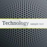Teste padrão da tecnologia Imagem de Stock
