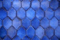 Teste padrão da telha cerâmica Imagens de Stock Royalty Free