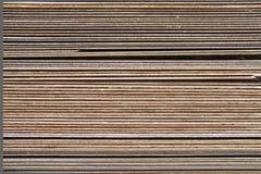 Teste padrão da telha de telhado do lado Imagem de Stock