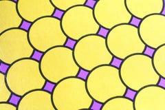 Teste padrão da textura da forma imagens de stock