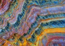 Teste padrão da textura do absctact da terra Foto de Stock Royalty Free