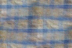 Teste padrão da textura da roupa, close up da tela foto de stock royalty free