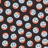 Teste padrão das bolas Foto de Stock Royalty Free