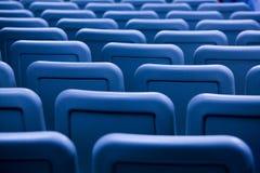 Teste padrão das cadeiras Fotos de Stock Royalty Free