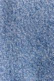 Teste padrão das calças de brim Fotografia de Stock Royalty Free