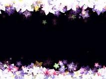 Teste padrão das flores Foto de Stock Royalty Free