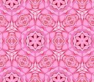 Teste padrão das formas abstratas coloridas 18 da mandala Fotografia de Stock