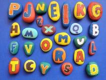 Teste padrão das letras Imagens de Stock Royalty Free