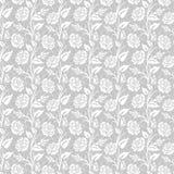 Teste padrão das rosas Imagens de Stock