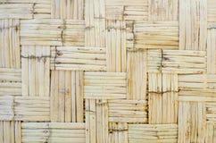 Teste padrão das tiras ortogonais feitas dos juncos para o architectur verde Imagens de Stock