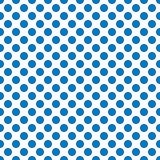 teste padrão de às bolinhas Imagem de Stock