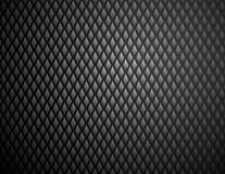 Teste padrão de aço do carvão brilhante Fotos de Stock