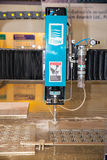 Teste padrão de alta pressão da broca Imagens de Stock Royalty Free