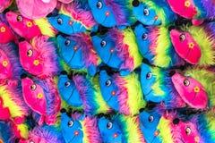 Teste padrão de animais peluches Imagens de Stock