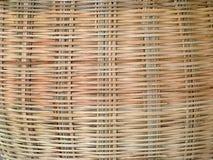Teste padrão de bambu imagem de stock