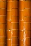 Teste padrão de bambu da telha foto de stock royalty free