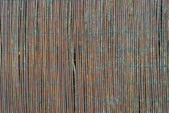 Teste padrão de bambu do Grunge - textura/fundo de alta qualidade imagens de stock
