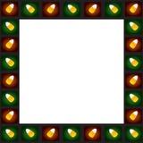 Teste padrão de Candycorn Ilustração Royalty Free