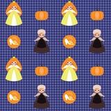 Teste padrão de Cinderella Fotos de Stock Royalty Free