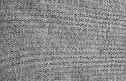 Teste padrão de confecção de malhas em preto e branco Fotos de Stock Royalty Free