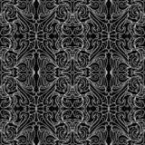 Teste padrão de Contoul Imagens de Stock Royalty Free
