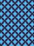 Teste padrão de estrela Imagens de Stock