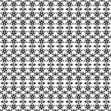 Teste padrão de estrelas sem emenda Fotos de Stock Royalty Free