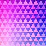 Teste padrão de fôrmas geométricas Imagens de Stock