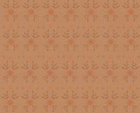 Teste padrão de flor de Seamelss Imagem de Stock