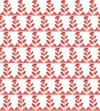 Teste padrão de flor selvagem sem emenda Ilustração do Vetor