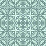 Teste padrão de flor sem emenda do vintage Imagem de Stock