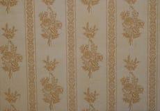 Teste padrão de flor velho sem emenda Imagem de Stock Royalty Free