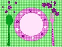 Teste padrão de flores Imagens de Stock Royalty Free