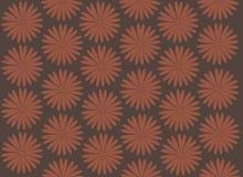 Teste padrão de flores Imagem de Stock