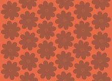 Teste padrão de flores Imagem de Stock Royalty Free
