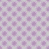 teste padrão de flores cor-de-rosa simples Foto de Stock