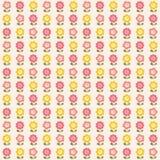 Teste padrão de flores sem emenda Imagem de Stock Royalty Free