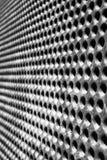 Teste padrão de furos do muro de cimento foto de stock royalty free