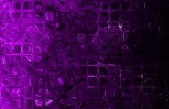 Teste padrão de grade abstrato das telhas dos cubos ilustração stock