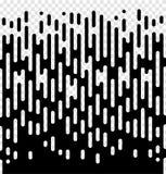 Teste padrão de intervalo mínimo do papel de parede do sumário da transição do vetor Fotos de Stock Royalty Free
