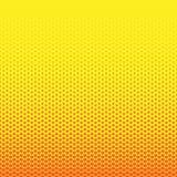 Teste padrão de intervalo mínimo gráfico preto e branco geométrico abstrato do hexágono Imagem do favo de mel Background Vector a Foto de Stock