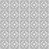 Teste padrão de linhas de ondulação do contorno Foto de Stock Royalty Free