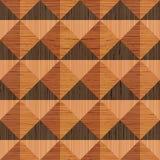 Teste padrão de madeira Fotografia de Stock Royalty Free
