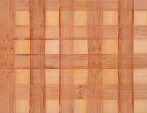 Teste padrão de madeira Fotografia de Stock