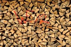 Teste padrão de madeira Foto de Stock
