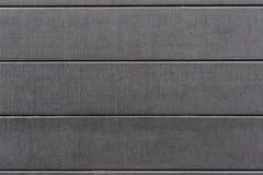 Teste padrão de madeira cinzento escuro do Grunge - textura/fundo de alta qualidade foto de stock