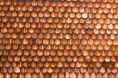 Teste padrão de madeira do fundo das telhas Fotos de Stock Royalty Free